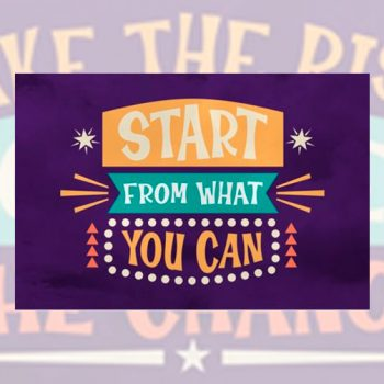 دانلود فونت لاتین Start from What You Can